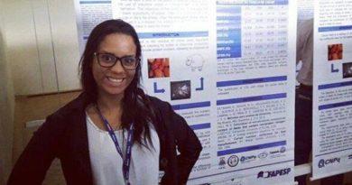 Estudante da UESC é premiada em evento internacional